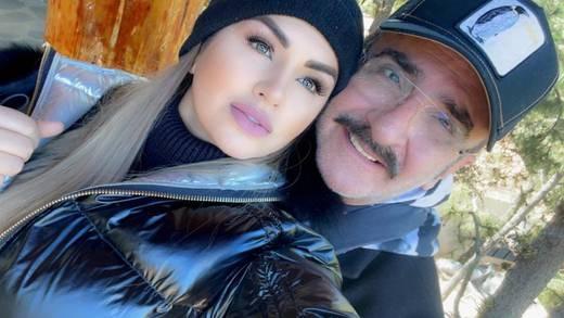 Vicente Fernández Jr. está por reaparecer, asegura su novia Mariana González