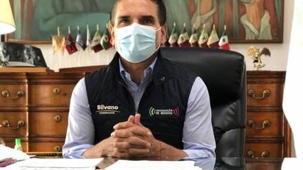 Silvano Aureoles Conejo.