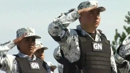 Esperemos que la Guardia Nacional, y el gobierno de México, cumplan con su cometido.