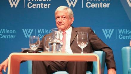 Andrés Manuel López Obrador. Lucha contra la corrupción.