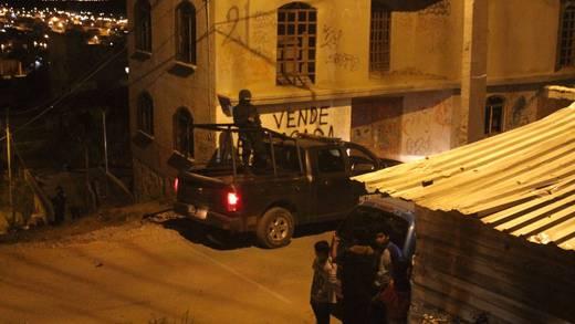 Gobierno de Zacatecas rechaza reportes de 30 muertos en Valparaíso