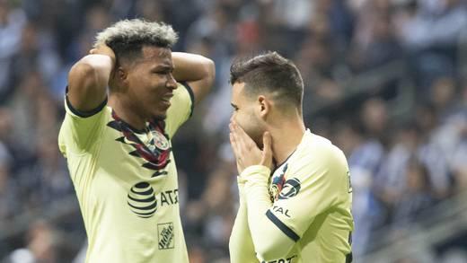 Club América: Roger Martínez y Nicolás Benedetti son captados de fiesta con mujeres