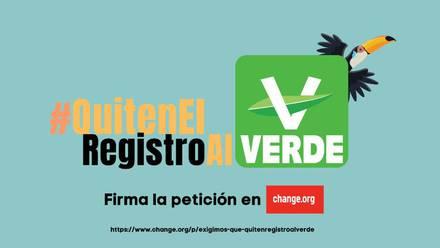 Partido Verde: presentan petición ante INE para retirar su registro