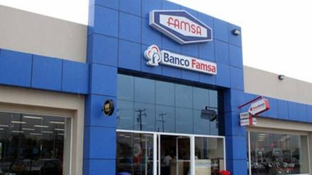 Banco Famsa.