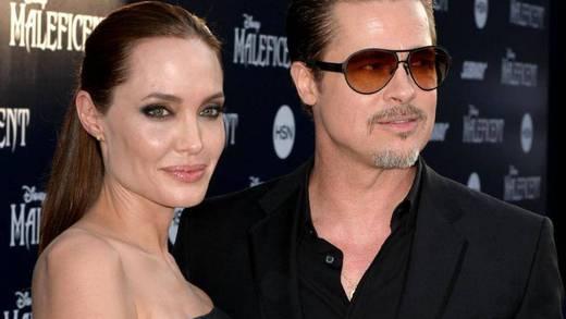 Angelina Jolie y Brad Pitt acuerdan compartir la custodia de sus hijos