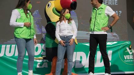 El Partido Verde pagó a influencers durante la veda electoral