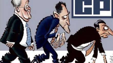 Caricatura racista de Paco Calderón