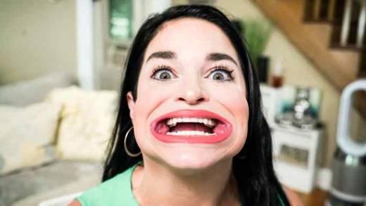 Samantha Ramsdell: Gana Récord Guinness por la boca abierta más grande del mundo