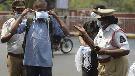 Extranjeros en India