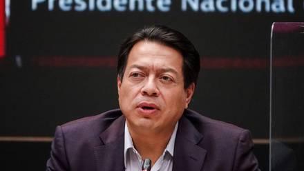 Mario Delgado.