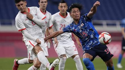 Selección de futbol de México en Tokio 2021