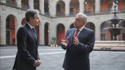 """AMLO debe seguir con las reuniones bilaterales de """"Alto Nivel"""" por el bien de la relación México y Estados Unidos."""