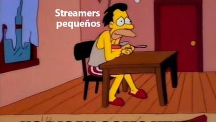 Meme sobre la filtración de Twitch