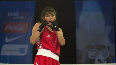 Esmeralda Falcón irá a Tokio 2021