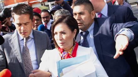 Buscan abrir otro proceso en contra de Rosario Robles