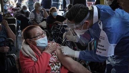 Vacunación contra coronavirus en Jalisco