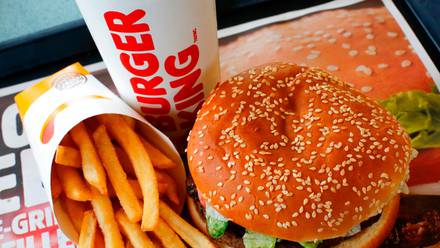 Burger King.