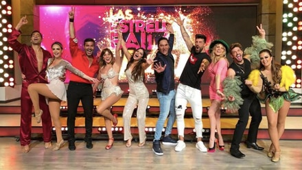 """Reality """"Las estrellas bailan en Hoy"""""""