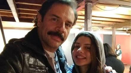 Héctor y Daniela Parra