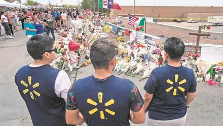 Matanza 23 personas El Paso, Texas