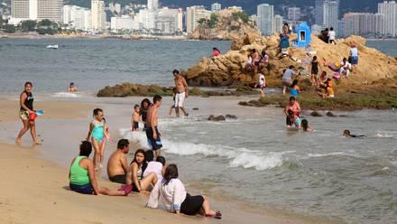 Playa de Acapulco