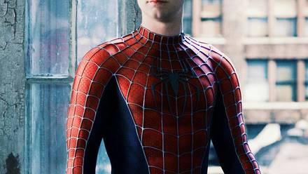 Tobey Maguire como Spiderman