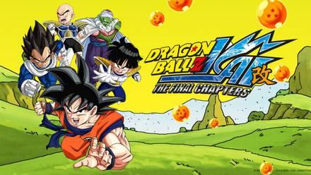Arte de Dragon Ball Z Kai