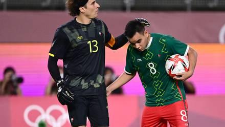 La Selección de futbol de México buscará el bronce en Tokio 2021