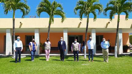 Reunión de Héctor Astudillo