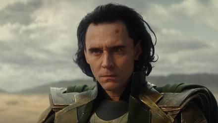 Tom Hiddleston como Loki