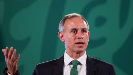 Hugo López-Gatell aseguró que los papás que se manifiestan son golpistas