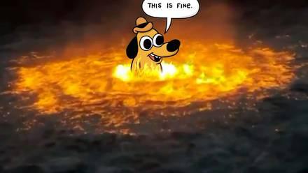 Memes sobre la explosión en ducto de Pemex