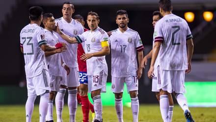 Selección de futbol de México