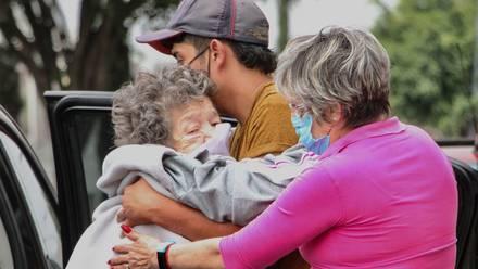 Adultos mayores recibirán la vacuna