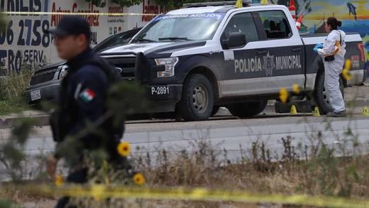 Policía de Guanajuato es la mejor pagada del país