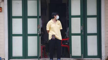 Tailandia multará a quienes no usen cubrebocas