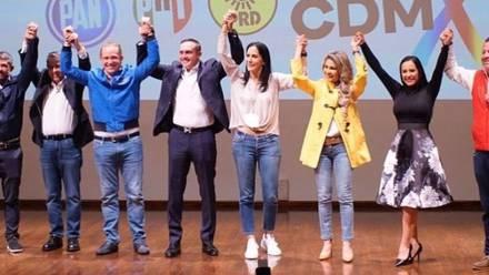 Alcaldes y alcaldesas de Va por México
