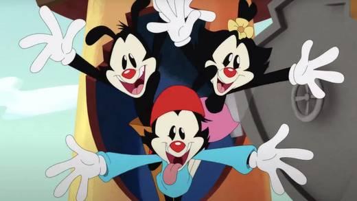 'Animaniacs' revela cuándo estrenará su segunda temporada en Hulu