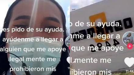Trabajadora trans expone discriminación en una empresa de Guanajuato.