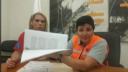 Eugenia Rodríguez Valdez, es la primera mujer trans con acta de nacimiento y CURP.