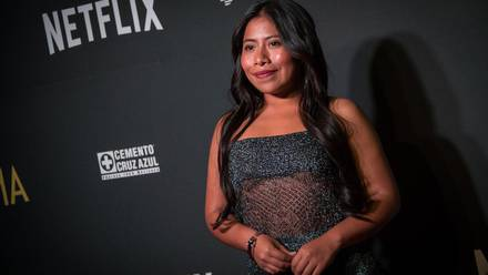 "Yalitza Aparicio, protagonista de ""Roma"""