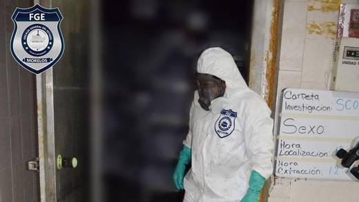 Fiscalía de Morelos inicia segunda fase de inhumaciones para llevar cuerpos a resguardo digno