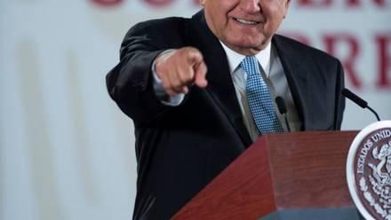 AMLO, presidente de México.
