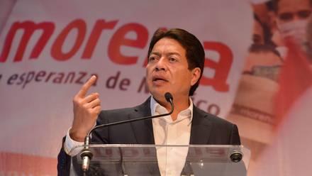 Mario Delgado, dirigente nacional de Morena