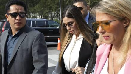 Emma Coronel se declara culpable de tráfico de drogas en Estados Unidos