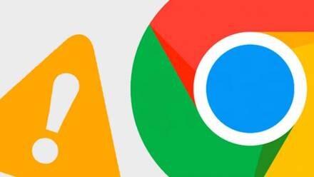 El navegador de Internet Chrome.
