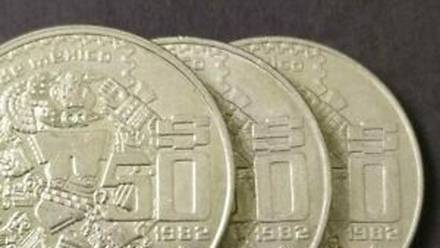 Moneda de 50 pesos