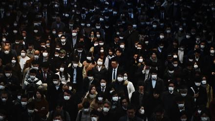 Tokio durante la pandemia