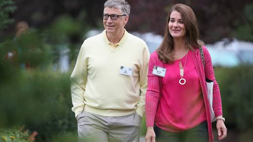 El divorcio de Melinda y Bill Gates ¿por el caso Jeffrey Epstein?
