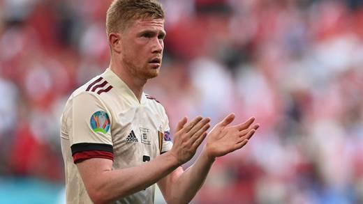 UEFA Euro 2021: Kevin de Bruyne comanda victoria de la Selección de futbol de Bélgica